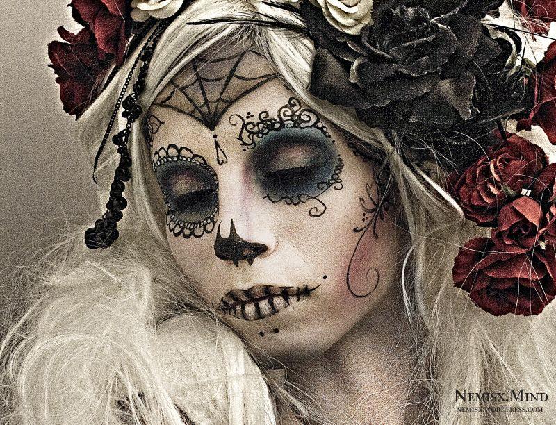 maquillaje-calavera-mexicana
