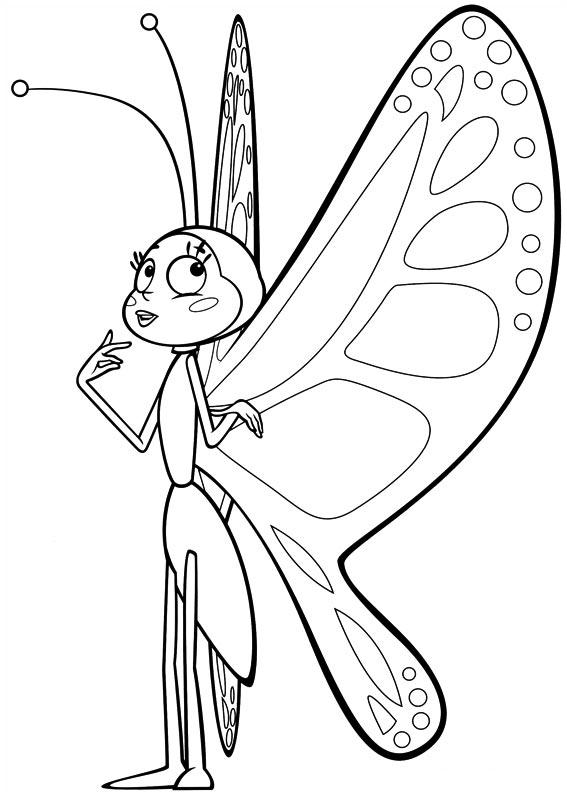 mariposa-la-abeja-maya
