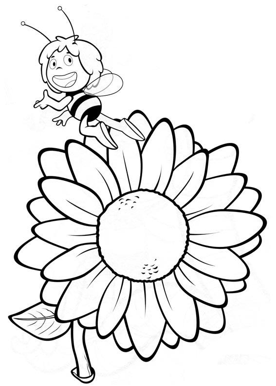 maya-en-una-flor