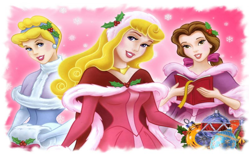 merry-christmas-disney-princess