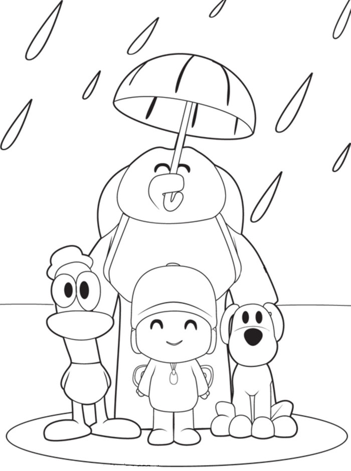 lula maluf coloring pages-#6