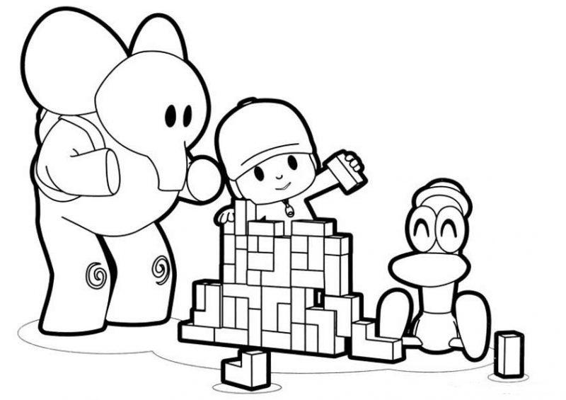 pocoyo-puzzle