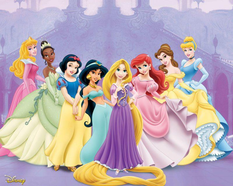 princesas-disney-fondos-de-pantalla