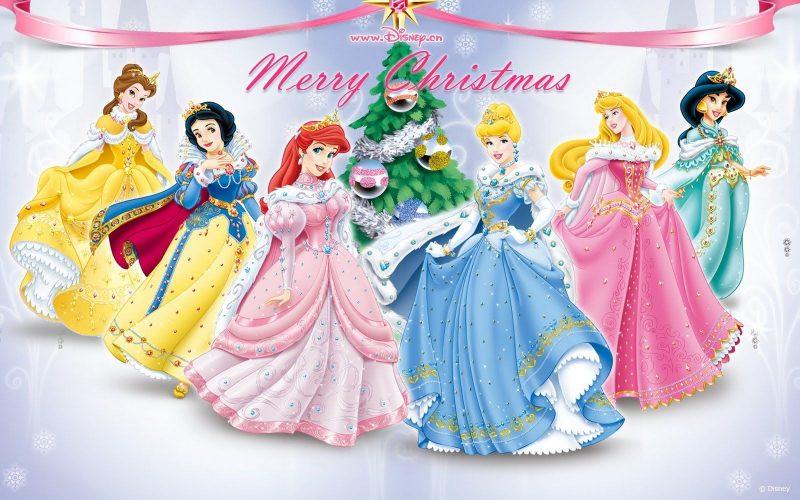 princesas-disney-navidad