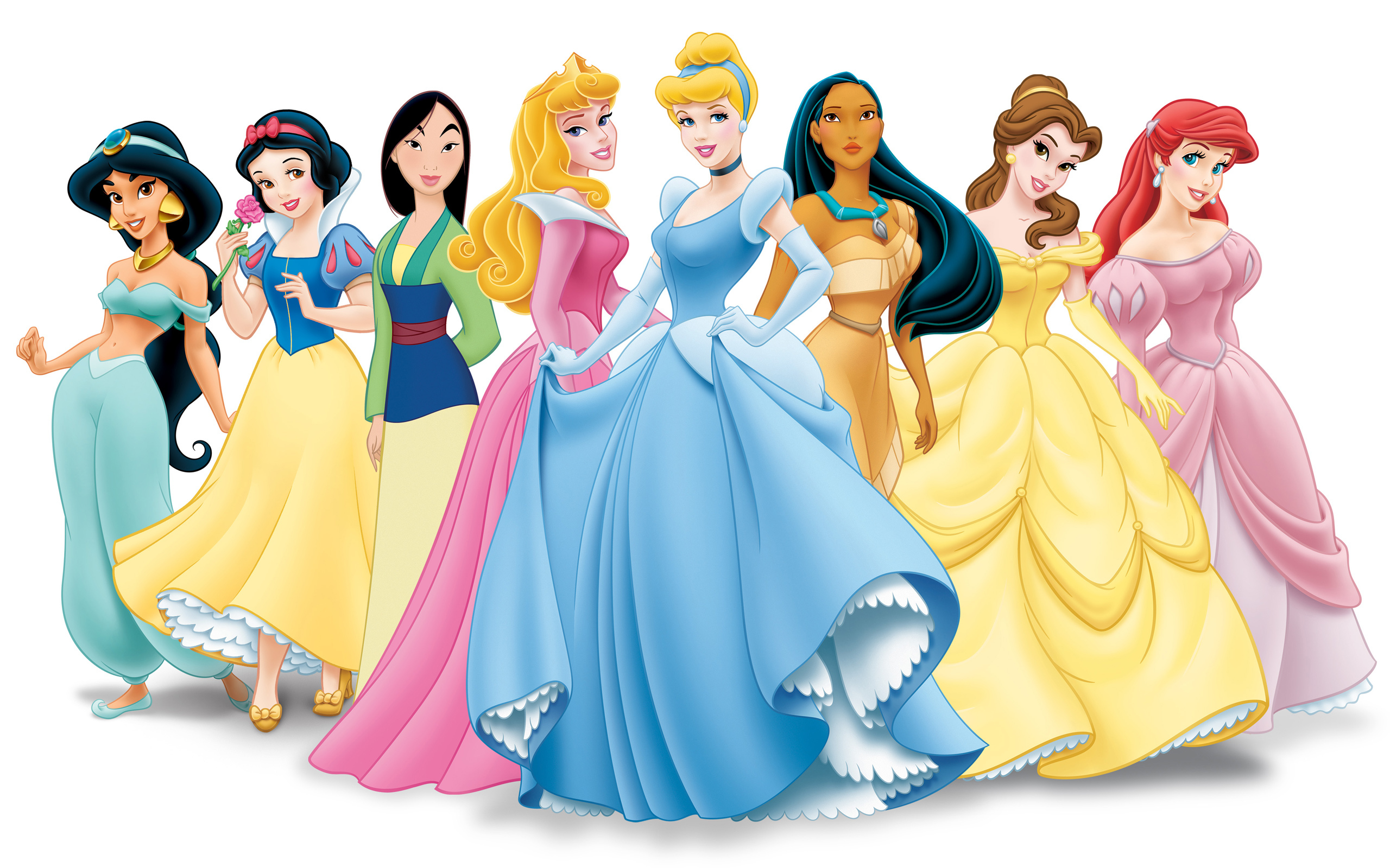 Princesas Disney fondos, disney princess wallpapers 2020