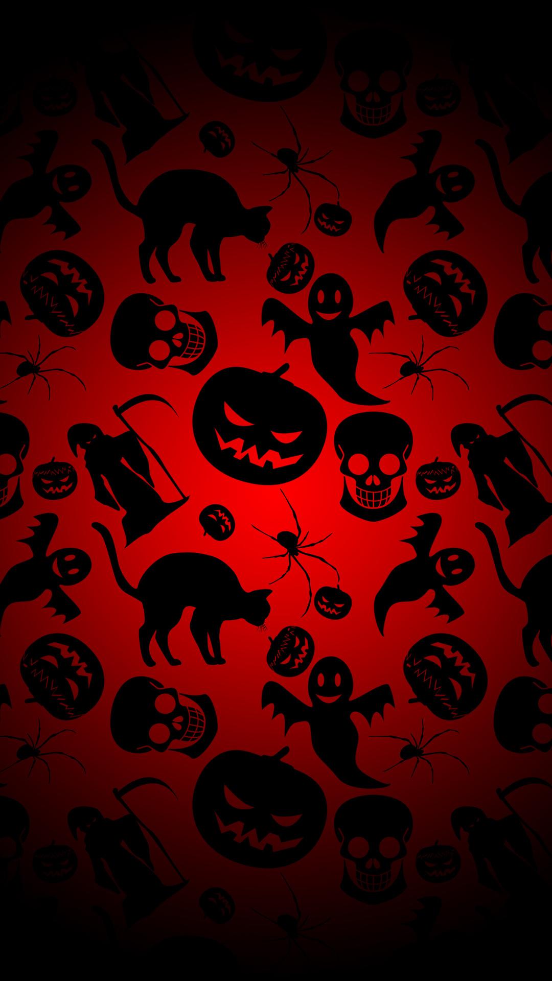 Halloween wallpapers iphone y android, fondos de pantalla ...