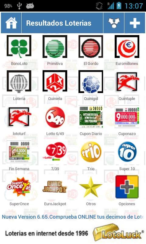 aplicacion-resultados-loterias-y-apuestas