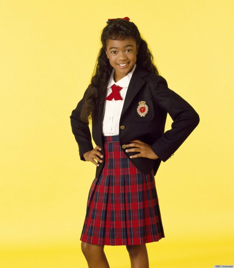 THE FRESH PRINCE OF BEL-AIR -- Season 1 -- Pictured: Tatyana Ali as Ashley Banks -- Photo by: Chris Haston/NBCU Photo Bank
