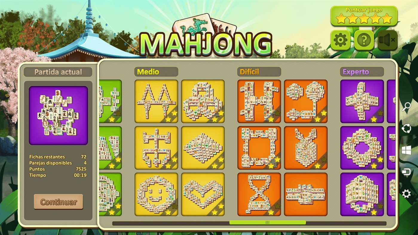 Descargar Simple Mahjong Gratis Para Windows 8 10 Y Windows Phone