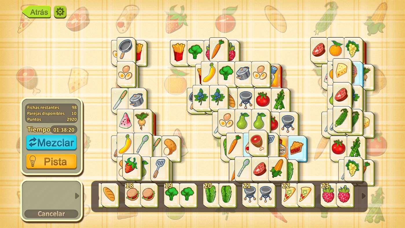 Buscar Juegos De Mahjong Gratis. Great Pantallazo Mahjong ...