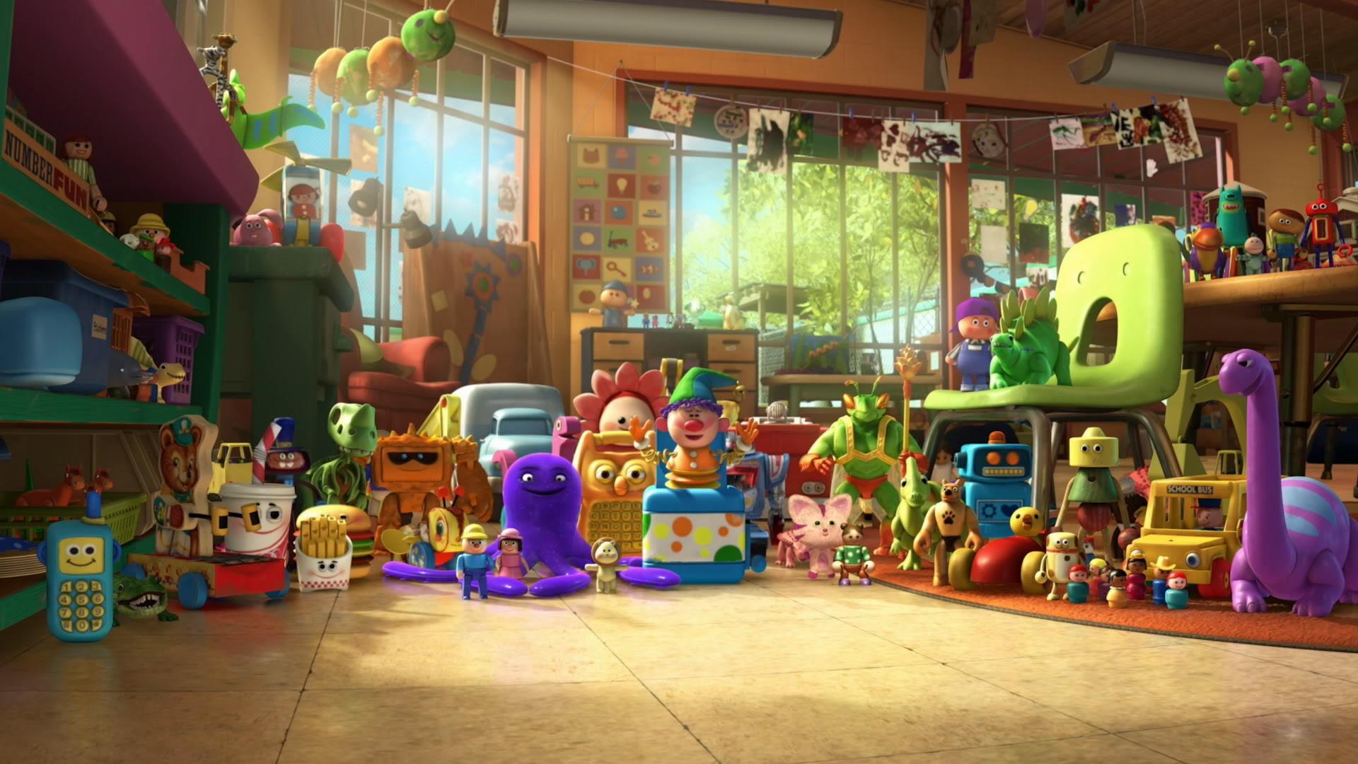 Fondos de Toy Story 1,2 y 3 Wallpapers