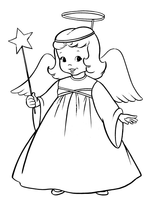 angel-navidad-para-colorear