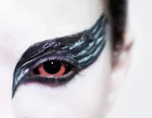 cisne-negro-maquillaje-halloween