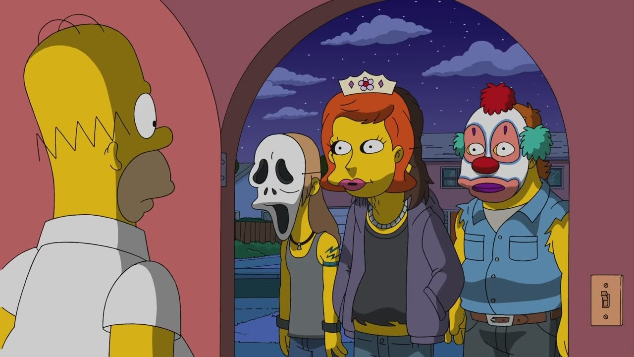 Los Simpson Halloween, imágenes the Simpsons Halloween