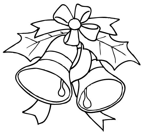 dibujo-campana-navidad