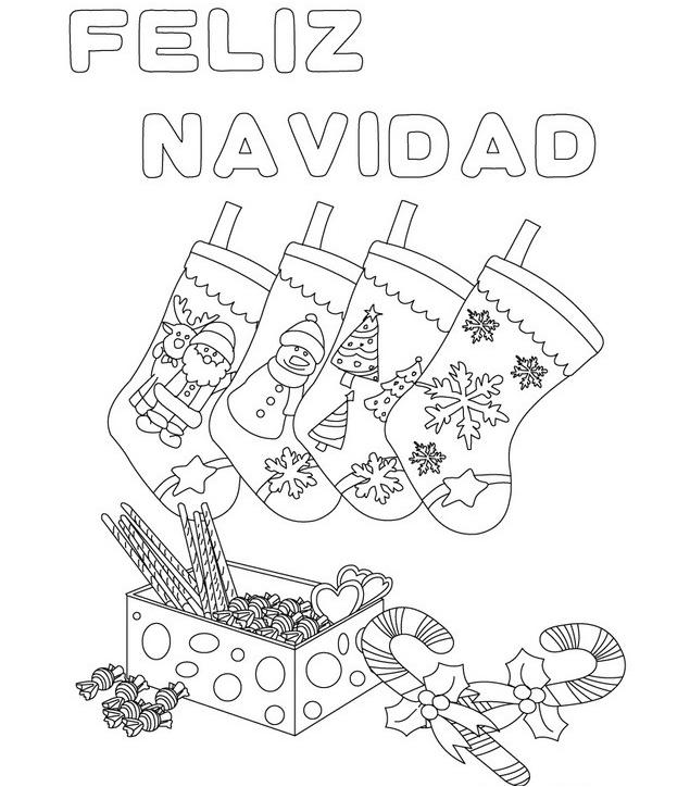 dibujos-bastoncitos-y-calcetines-navidad