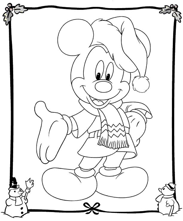dibujos-mickey-navidad