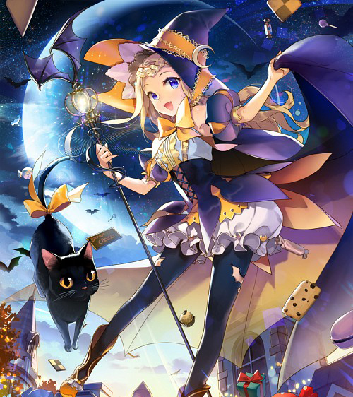 feliz-halloween-anime-manga