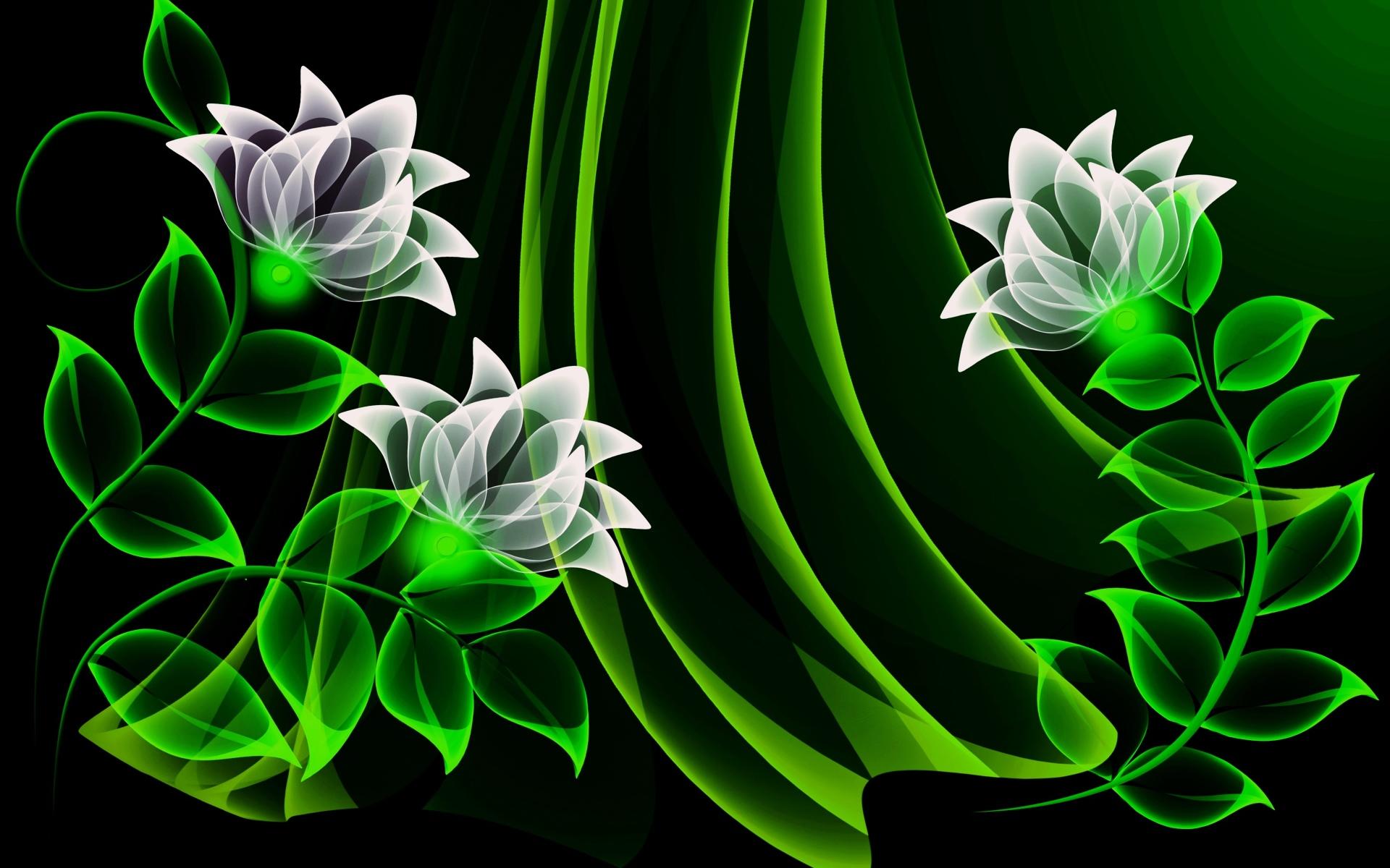 Fondos de flores wallpapers hd gratis for Imagenes abstractas 3d