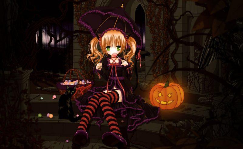 fondo-halloween-anime-manga
