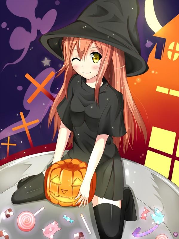 halloween-anime-android