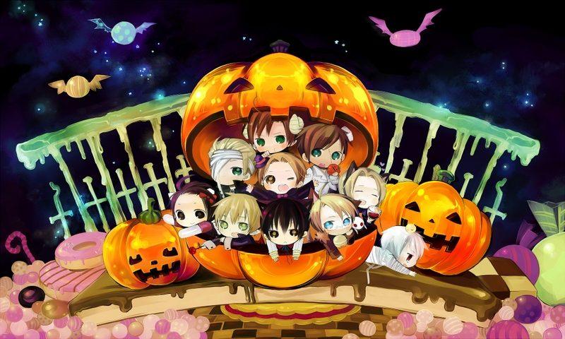 halloween-anime-manga