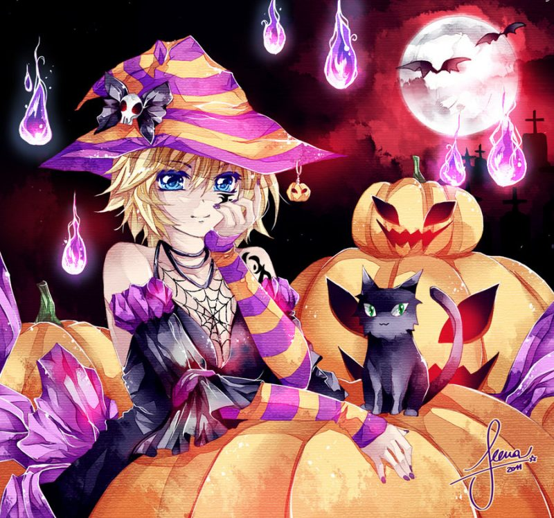 happy-halloween-anime-manga