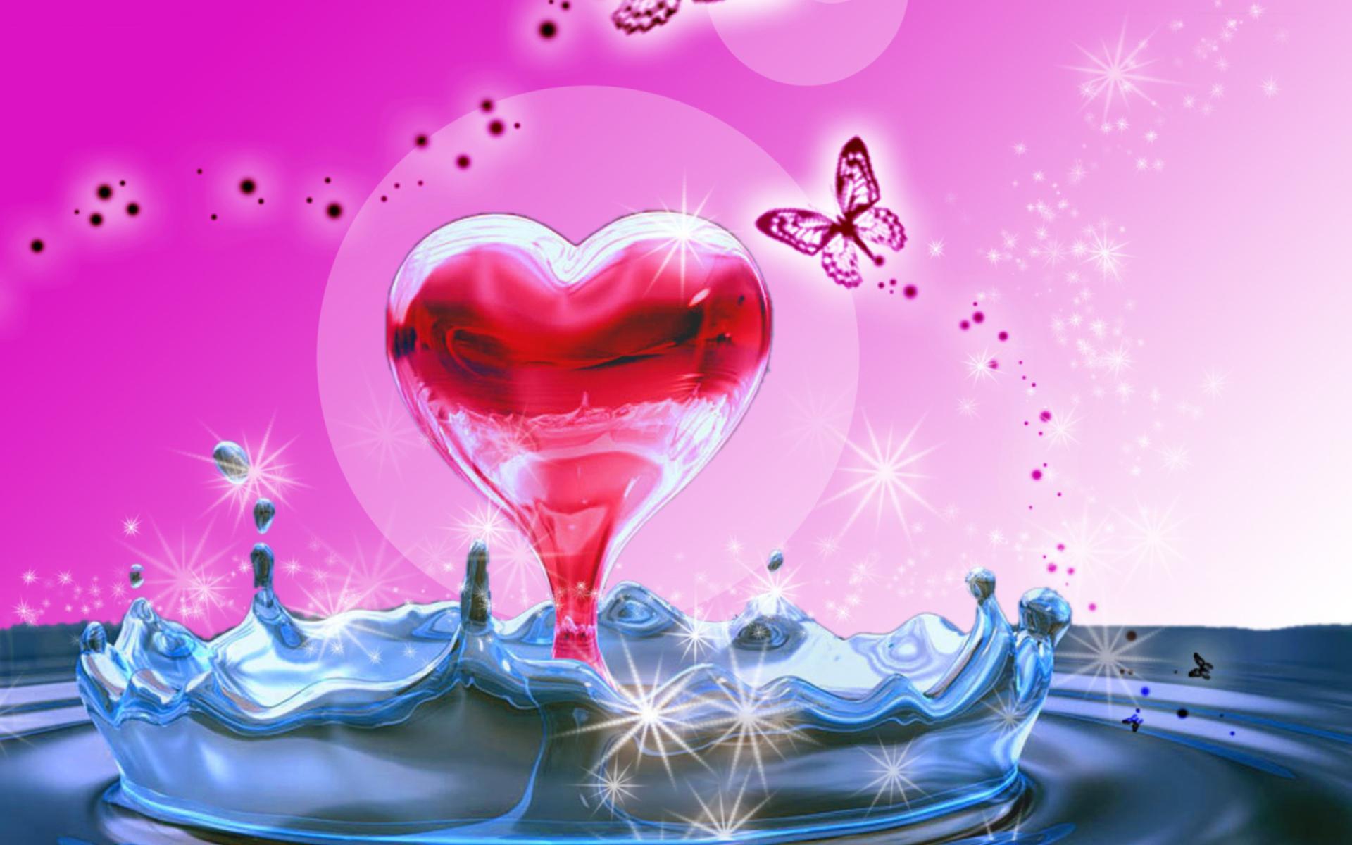 Love Wallpapers Hd, Amor Fondos De Pantalla, Love 3D