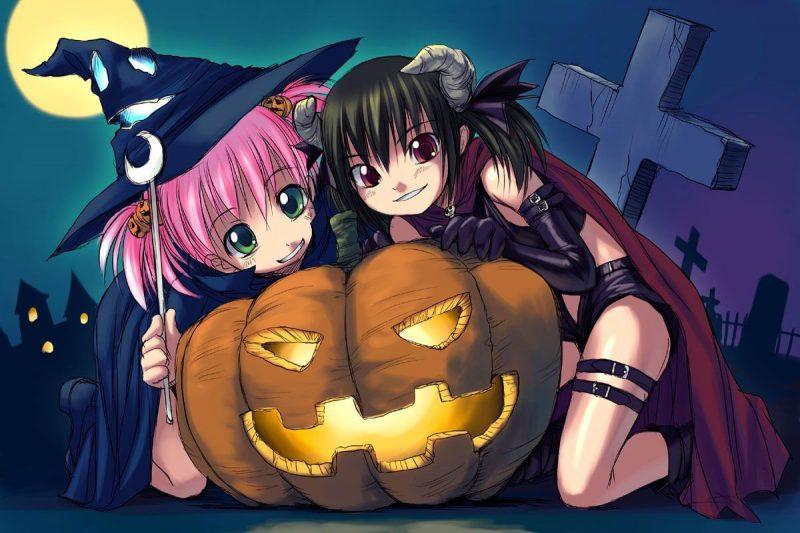 imagenes-halloween-anime