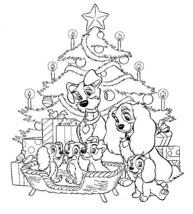 la-dama-y-el-vagabundo-navidad-disney