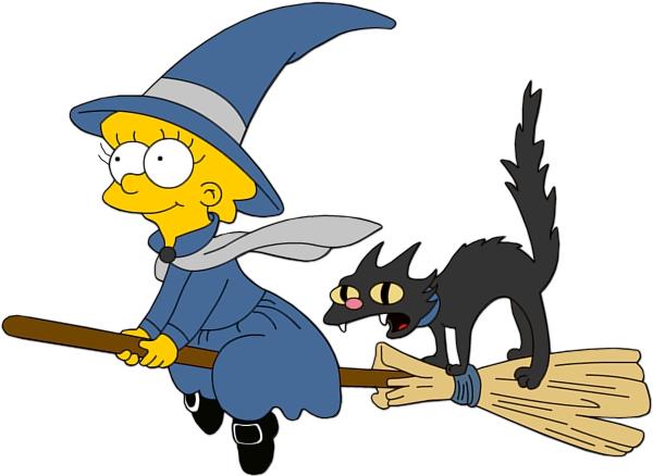 lisa-simpson-halloween