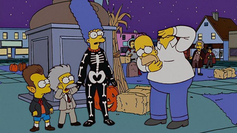 los-simpson-disfrazados-halloween