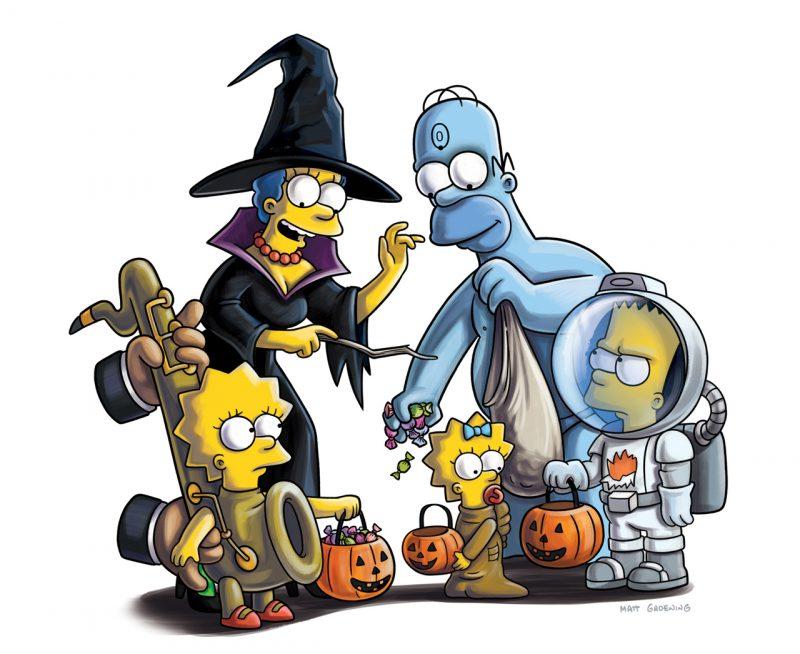 los-simpson-halloween
