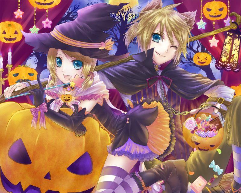 manga-halloween-anime