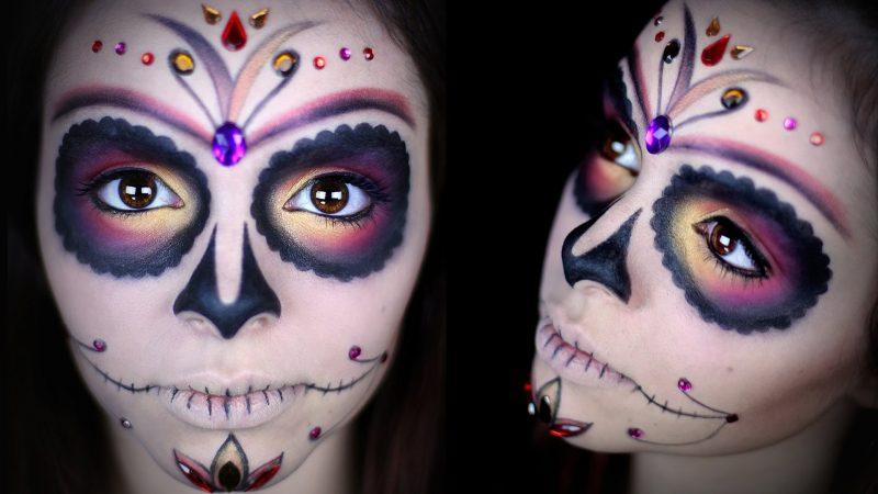 maquillaje-la-catrina
