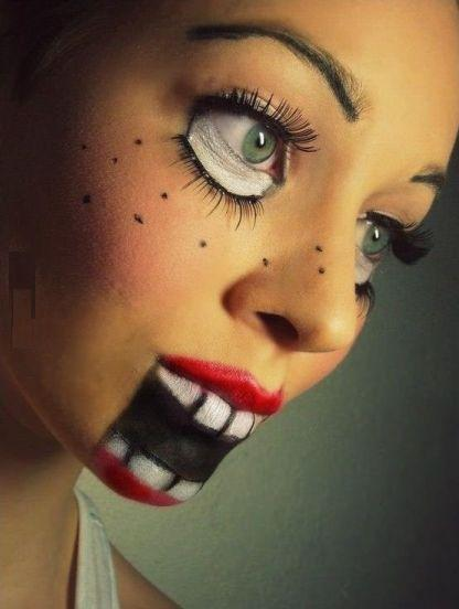 maquillaje-muñeca-de-porcelana