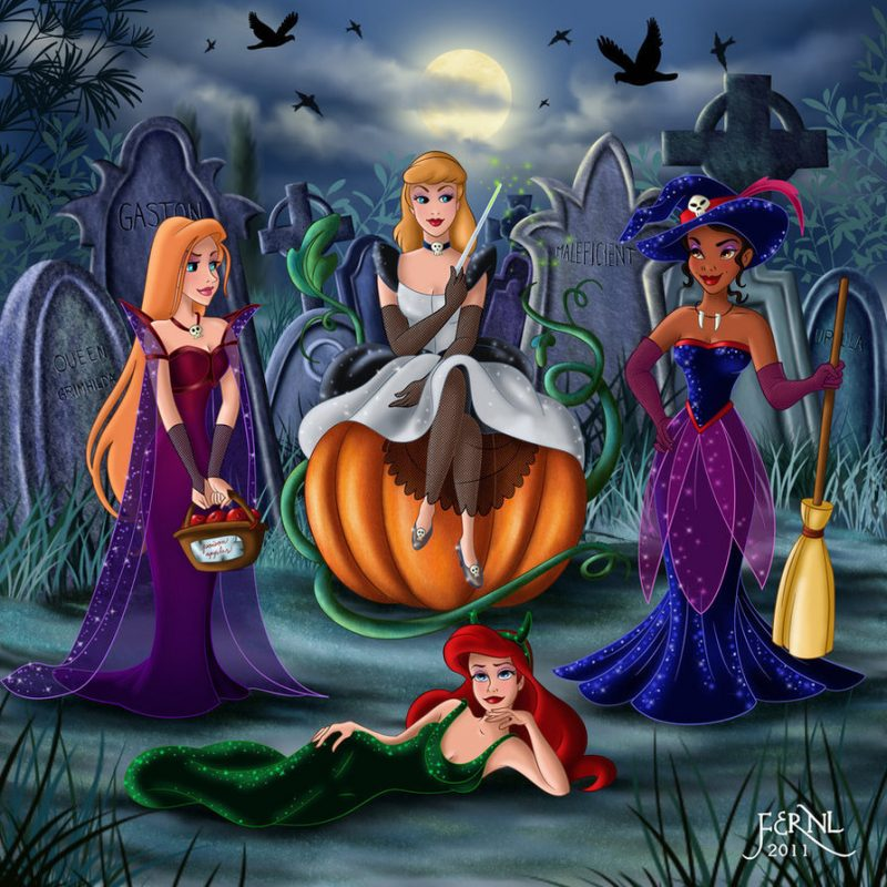 Disney Halloween Wallpapers, Disney En Halloween