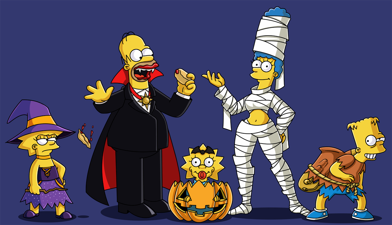 special,halloween,the,simpsons