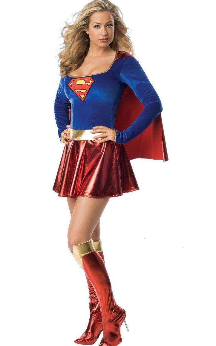 supergirl-disfraz