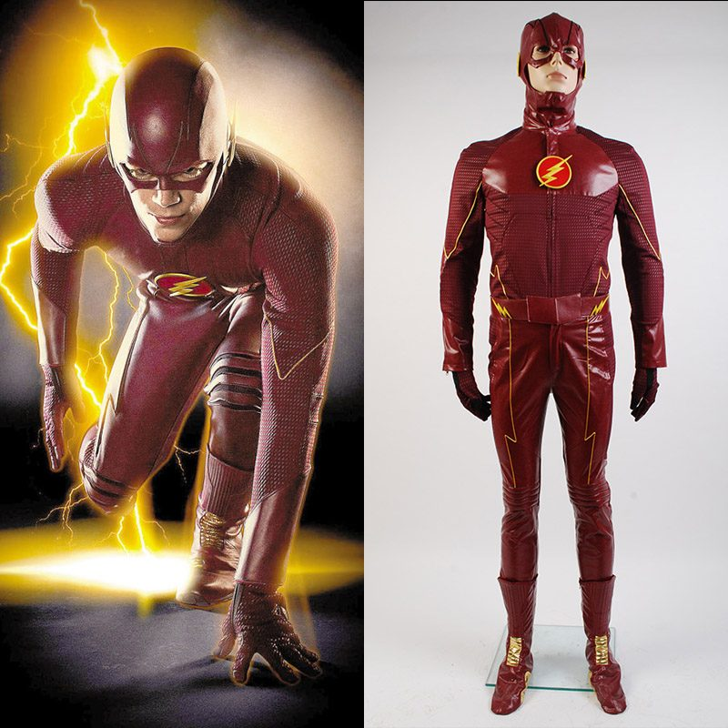 the-flash-disfraz
