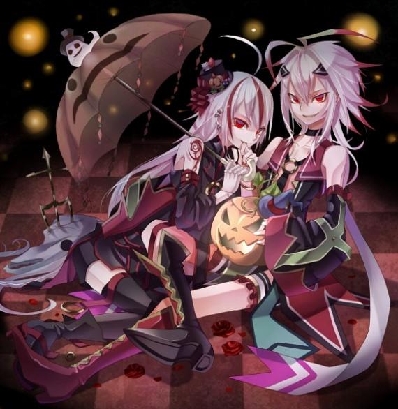 vampire-halloween-anime