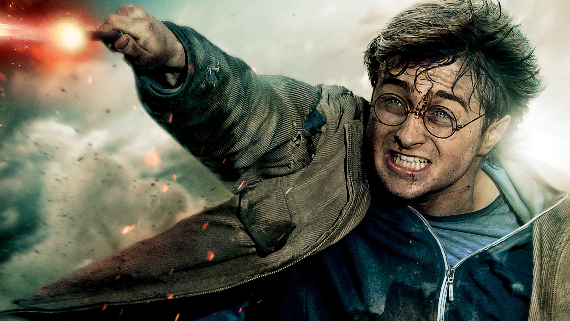 Fondos De Harry Potter Y Las Reliquias De La Muerte