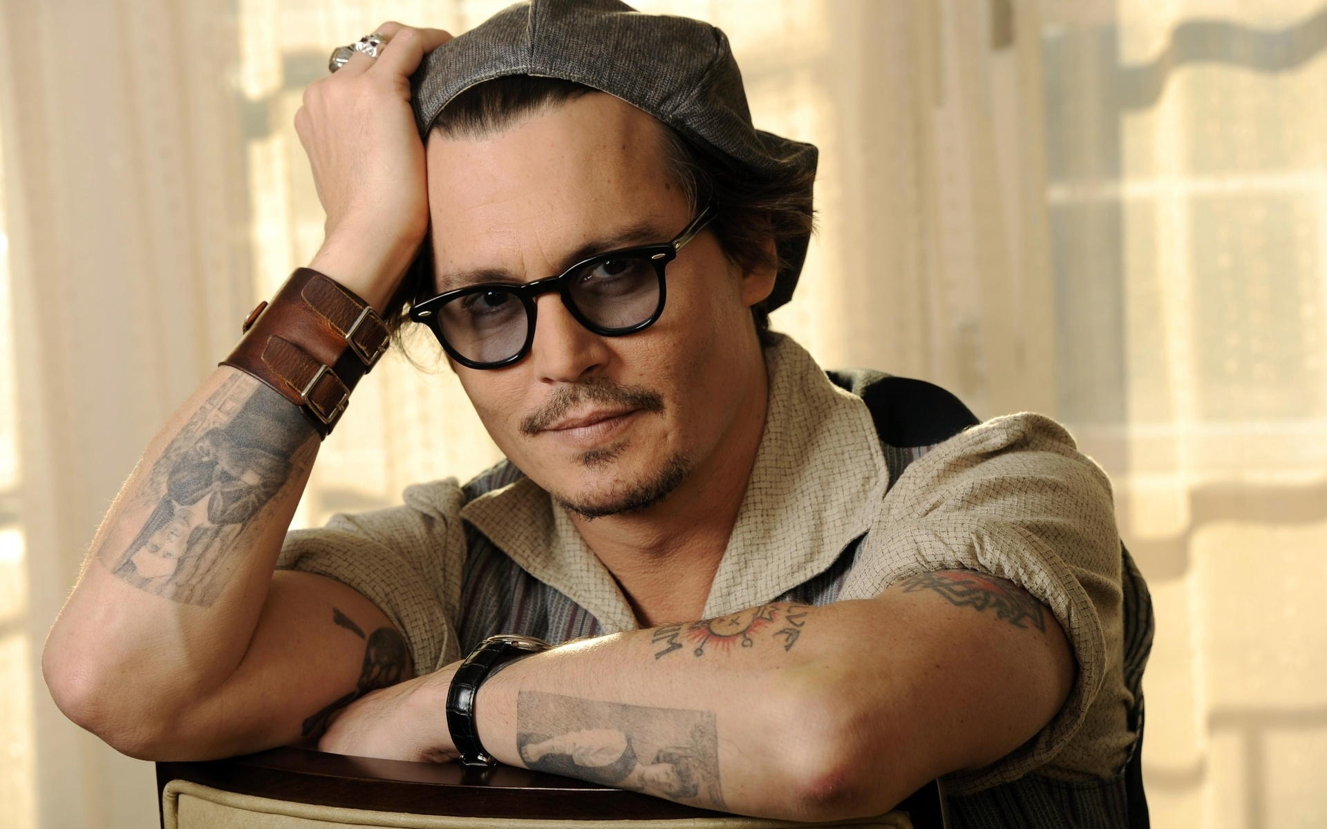 Fondos De Pantalla De Johnny Depp, Wallpapers HD Gratis