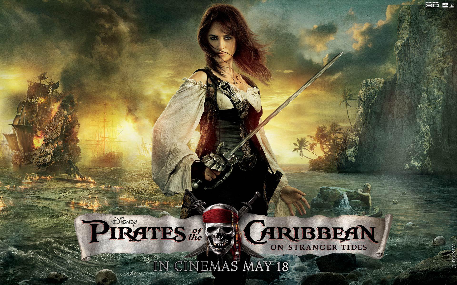 Fotos de piratas del caribe 4 23