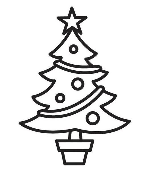 arboles-de-navidad-para-colorear-19