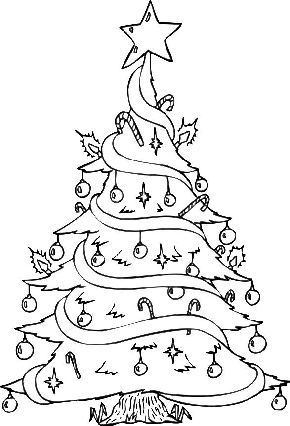 Fantástico Navidad Dura Para Colorear Bandera - Dibujos Para ...
