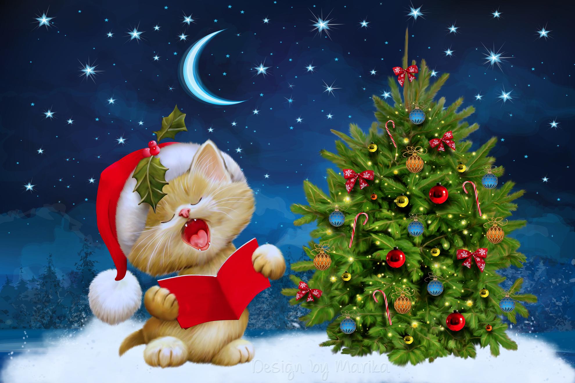 Fondos De Pantalla Navidenos: Navidad, Fondos De Navidad, Wallpapers HD