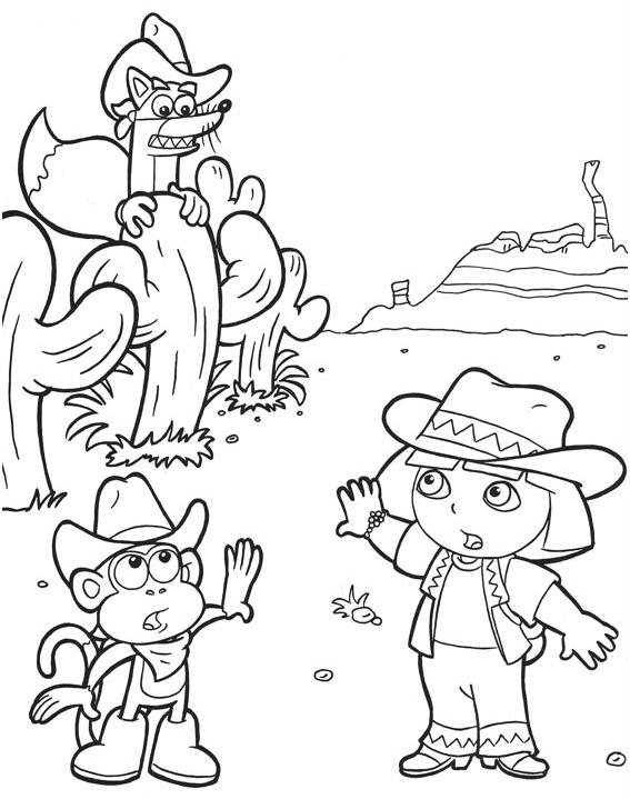 dora-la-exploradora-botas-y-swiper-en-el-oeste