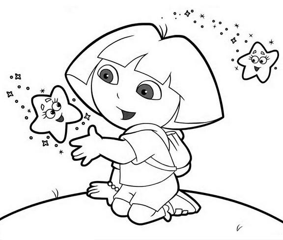 dora-la-exploradora-con-las-estrellas