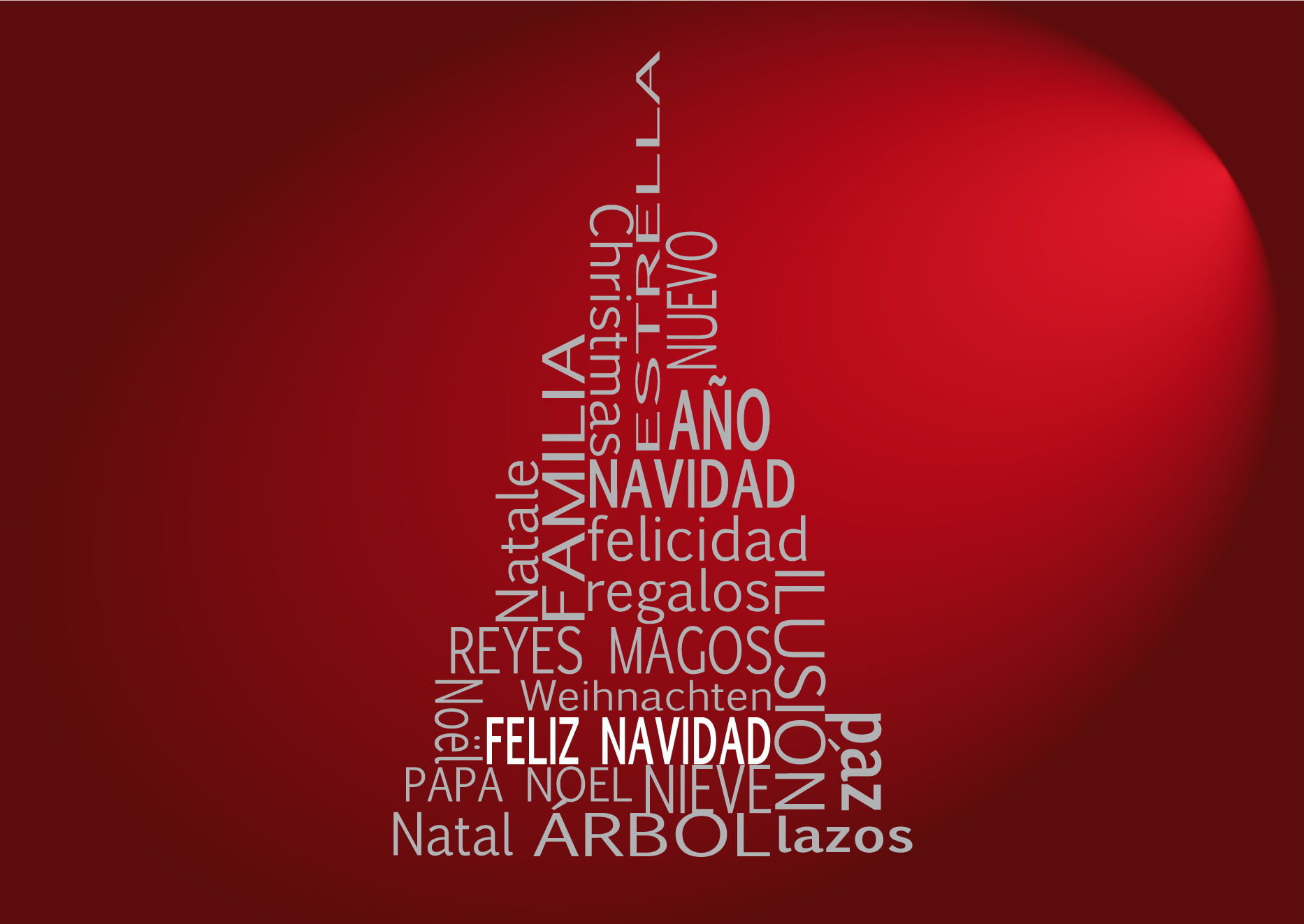 Tarjetas de navidad tarjetas navide as para felicitar las - Tarjetas felicitacion navidad ...